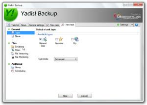 programmi backup